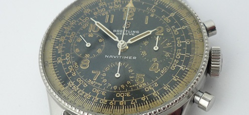 Breitling watch restoration - Part18