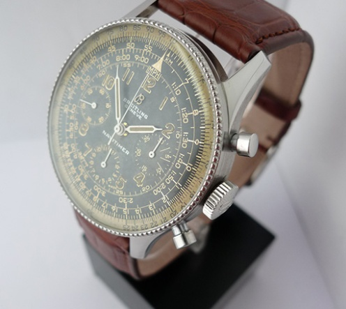 Breitling watch restoration - Part19